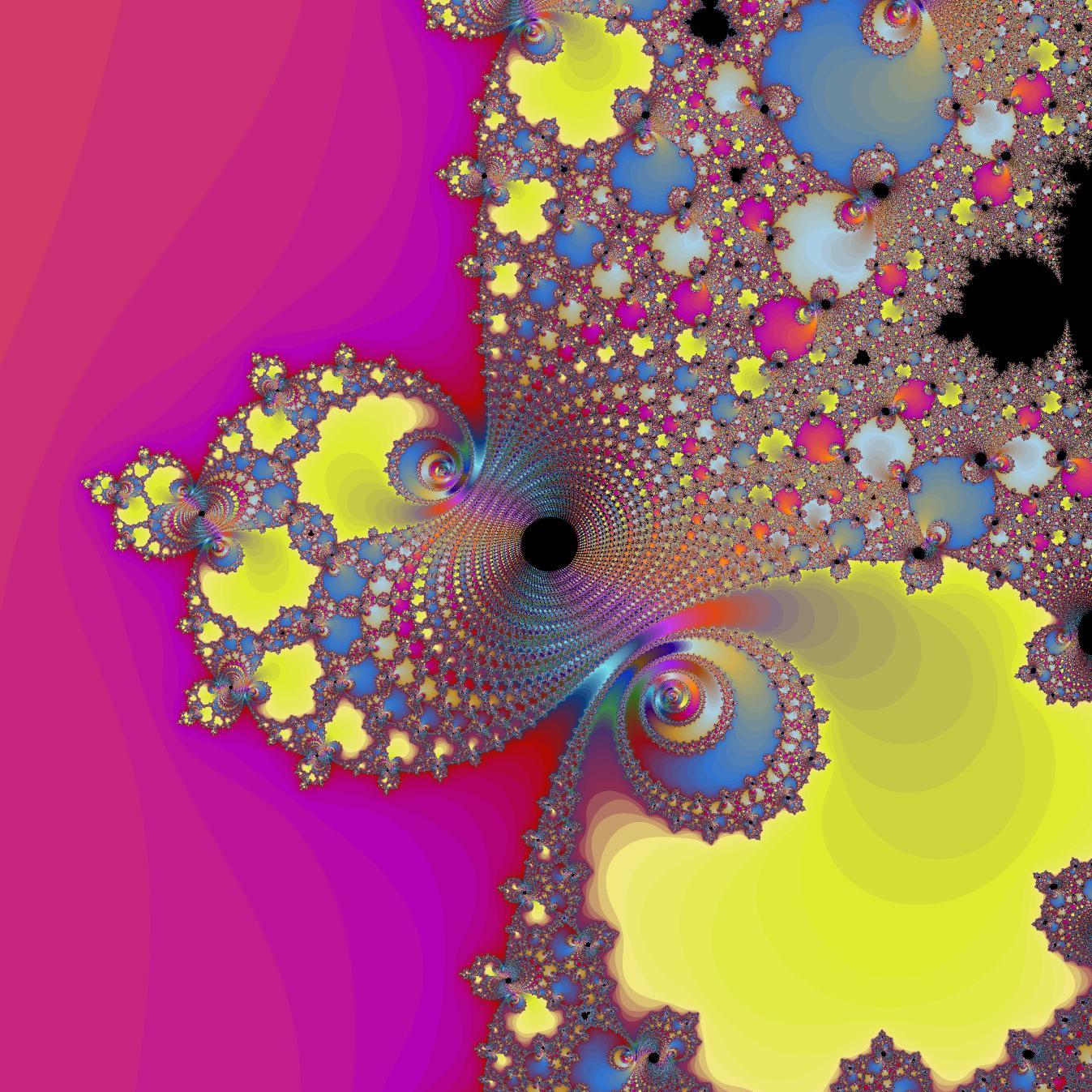 Fractal Zoomer 1.0.6.5 software screenshot