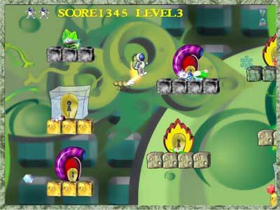 Freak World 2.2 software screenshot