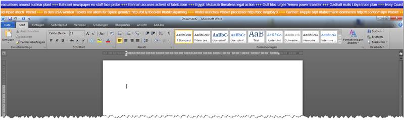 FrontFace for Business 1.2.1 software screenshot