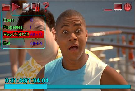 Full Screen Player 0.4.0 software screenshot