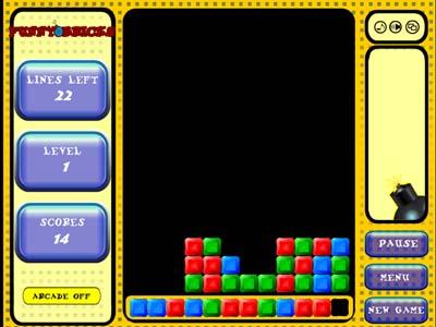 Funny Bricks 2.2 software screenshot