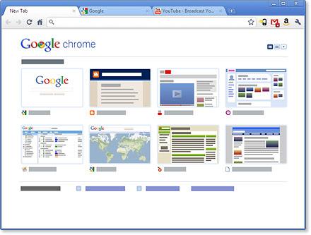 Google Chrome 59.0.3071.115 software screenshot