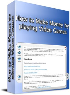How to Make Money by playing Video Games 1.001 software screenshot