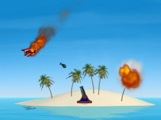 Island Wars 2 2.69 software screenshot