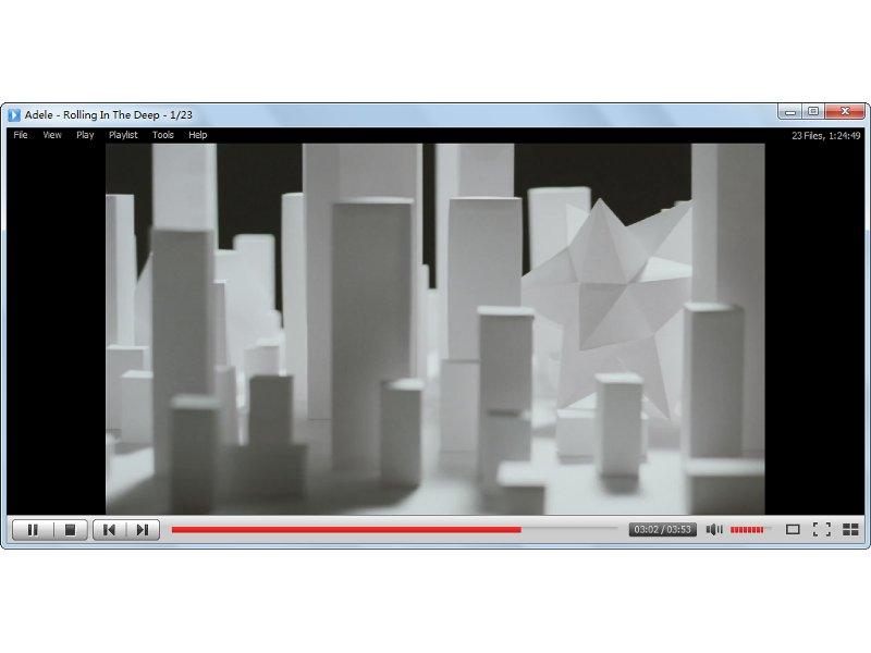 MP4 Player 3.19.5 software screenshot