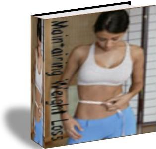 Maintaining Weight Loss 3.0 software screenshot