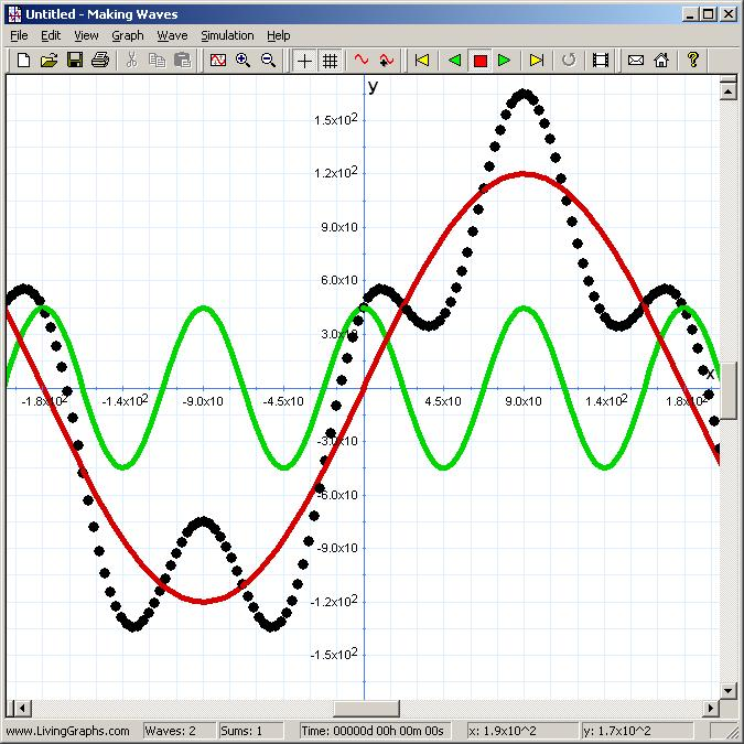 Making Waves 1.0b2 software screenshot