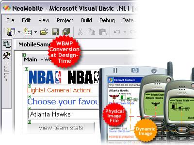 Mobile ImageDraw 1.1 software screenshot