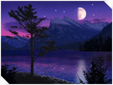 Moonlight Lake 1.0 software screenshot