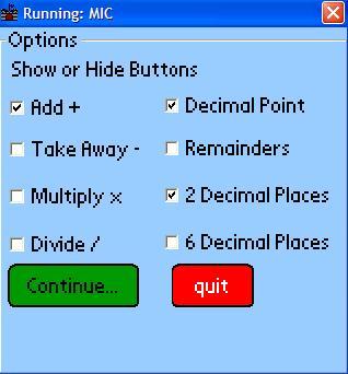 Multimedia Interactive Calculator Palm 1 1.1 software screenshot