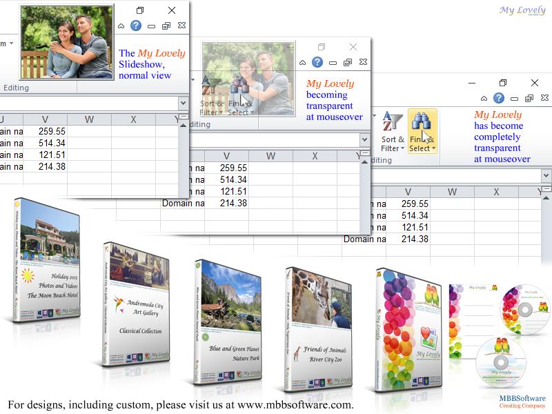 My Lovely 2.0.0.20326 software screenshot