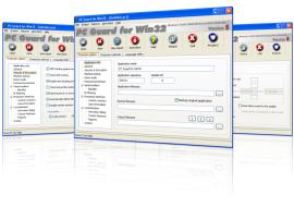 PC Guard for Win32 6.00.0300 software screenshot