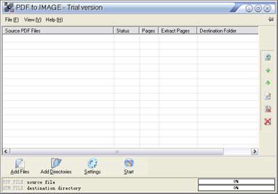 PDF to Image SDK(10threads) Client License 4.6 software screenshot
