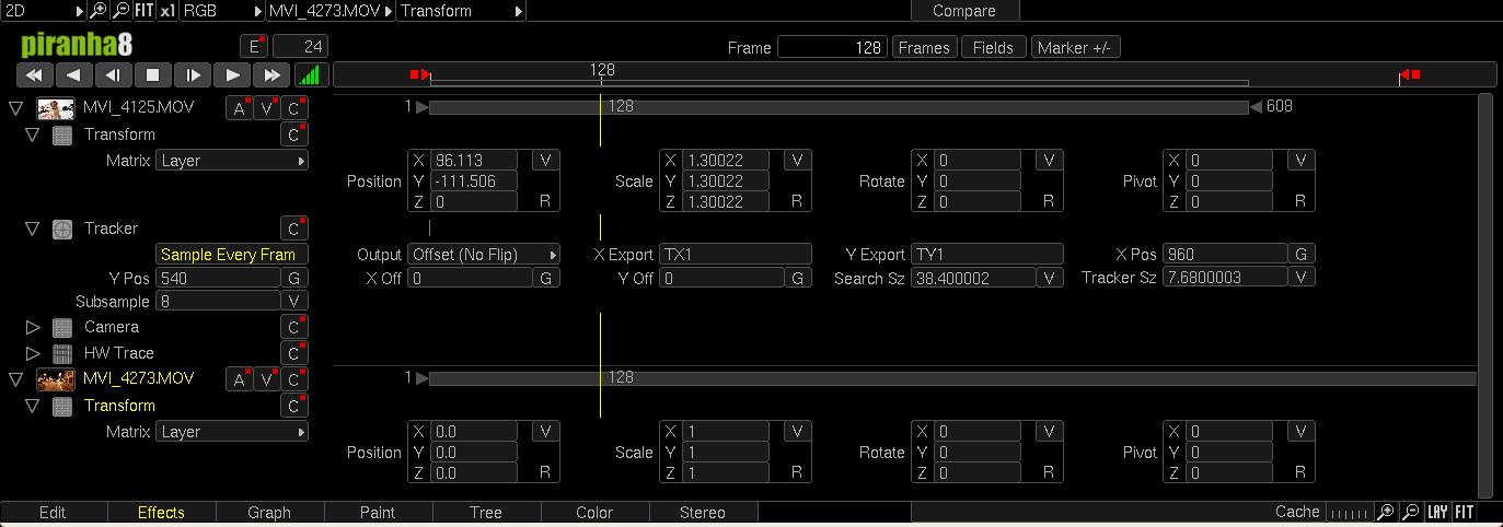 Piranha Free 8.0.0 - 3.3.21 Beta software screenshot