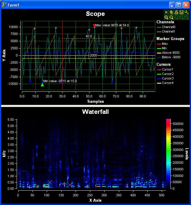 PlotLab VCL 5.0.1 software screenshot