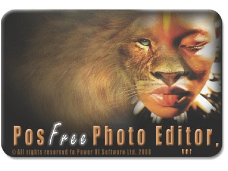 Pos Free Photo Editor 1.36 software screenshot