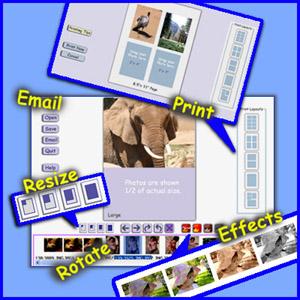 RPE Photo 3.0 software screenshot