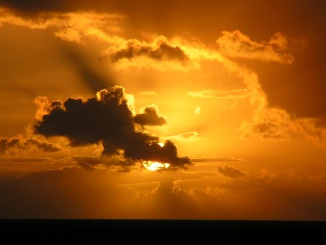 Rays of Hope Screensaver 1.0 software screenshot