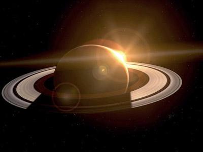 Saturn 3D Space Tour 1.0 software screenshot
