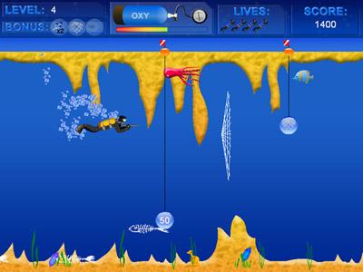 Sea Trapper 3.2 software screenshot