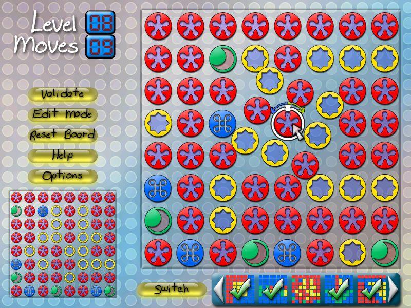 Shapy 1.0 software screenshot