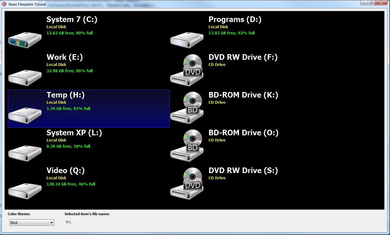Skeez 1.4.55.99 software screenshot