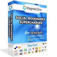 Social Bookmarks Zen Cart Module 4.2.1 software screenshot