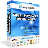 Social Bookmarks osCommerce Module 4.2.2 software screenshot