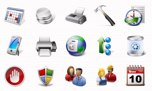 Software Icons Vista 2.0 software screenshot