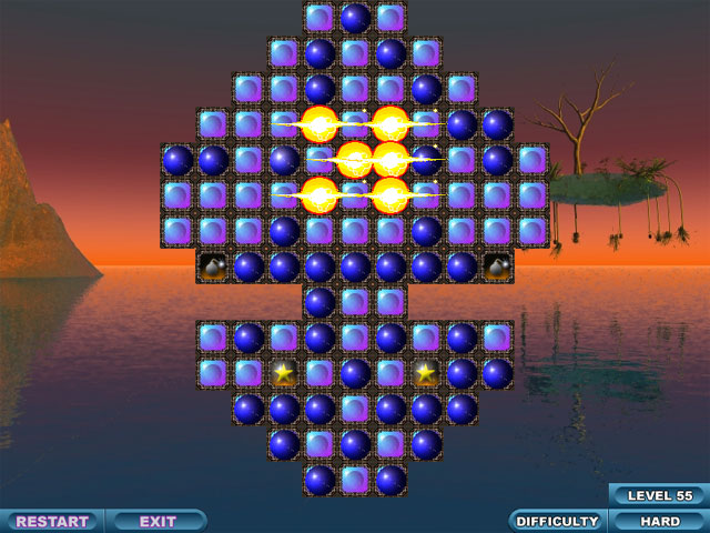 Solid Spheres Deluxe 1.5 software screenshot