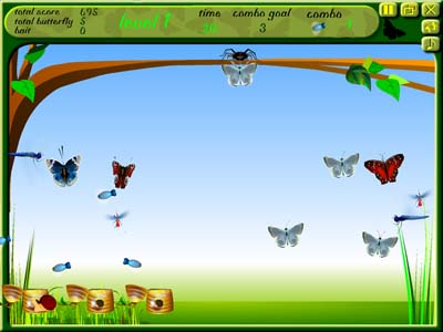 Spider Hunting 2.1 software screenshot