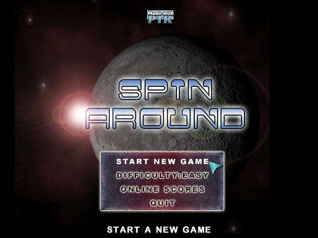 Spin Around 1.2 software screenshot