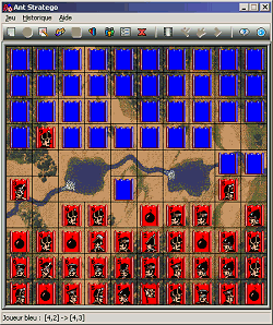 Stratego 012 software screenshot