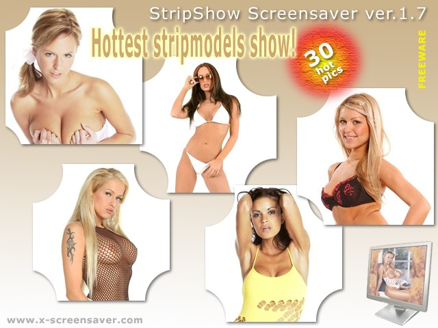 StripShow Screensaver 1.7 software screenshot
