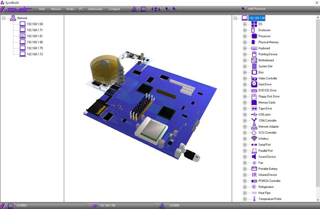 SyvirBuild 1.40 software screenshot