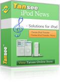 Tansee iPod News 1.0 software screenshot