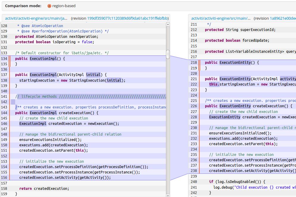 Teamscale 3.4.3 software screenshot