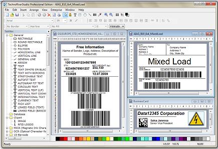 TechnoRiverStudio Community Edition 7.06 software screenshot