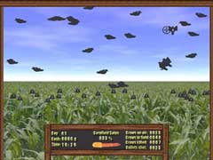 The Crow Buster 1.2c software screenshot