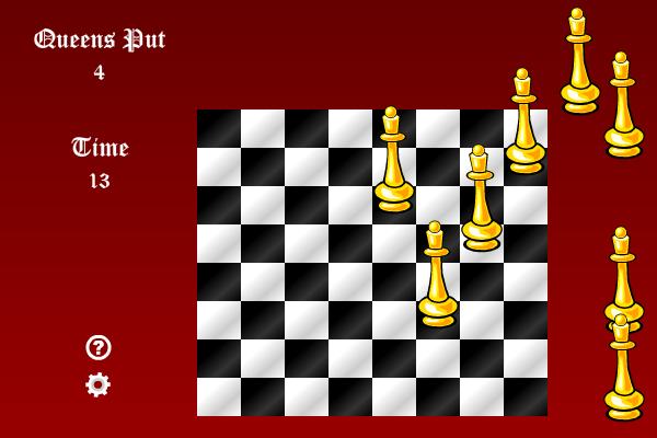 The Eight Queens 1.3.0 software screenshot