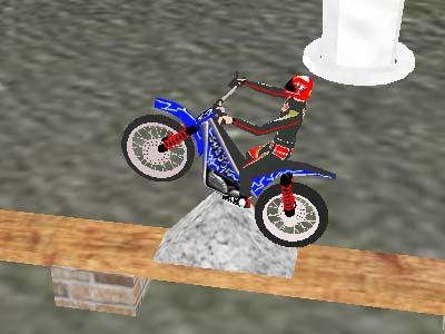 Trial Bike Ultra 2.2.1 software screenshot