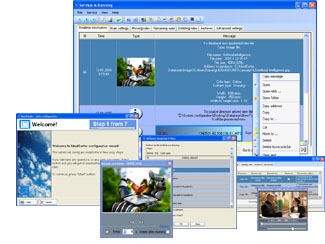 Universal File Organizer 2.5 software screenshot