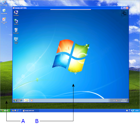 VNC Connect 6.1.0 (r27437) software screenshot