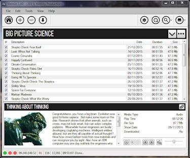 Vermin 1.95 software screenshot