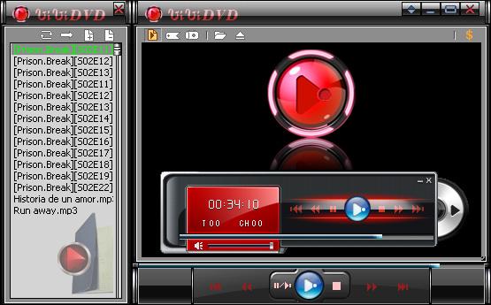 ViVi DVD Player 2.0.9 software screenshot