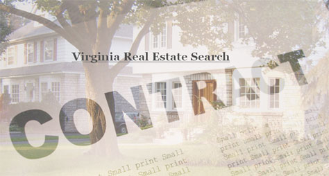 Virginia Real Estate 1 software screenshot
