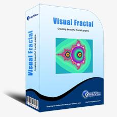 Visual Fractal 1.53 software screenshot