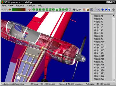 VizUp Streamline Home and Student 4.1.4 software screenshot