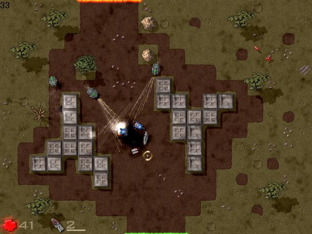 Wastelands 1.21 software screenshot