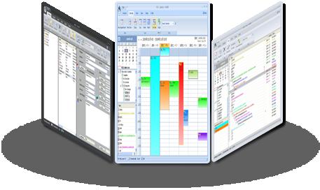 WinPIM Personal 15.90 software screenshot
